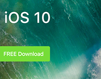 ios 10 HD Wallpaper FREE Download