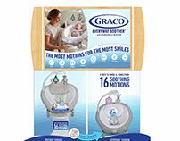 Graco® POP, Packaging & Retail Endcap