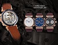 Arcadia Vintage 22
