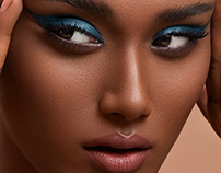 BROWN   SKINCARE   BEAUTY EDITORIAL