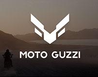 Moto Guzzi Branding