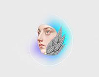 Soul Mist | Collage Serie 006