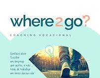 where2go? | Branding and illustration
