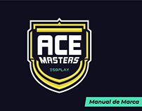 ACE MASTERS - LOGO + MANUAL