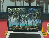 Paradisiacal Tropical! Dream! Vacation