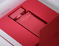Narciso Rodriguez fragance limited edition packaging