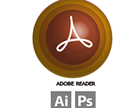 Icon Adobe Reader
