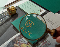 Norick Brand Identity