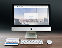 Web Design Project #43 - Finc Sense