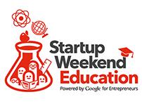Startup Weekend - Event Branding