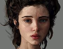 girl  eyes