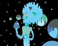 World Peace Character Illustration - UC Davis DES 16