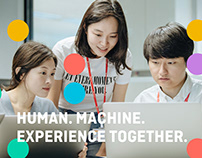 SK Telecom AI Center Website Build