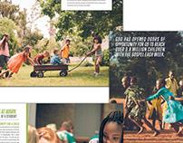 Awana CM Brochure & Website Design