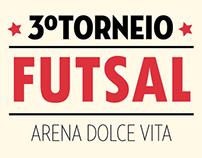 Imagem Gráfica - Torneio Futsal