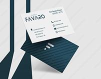 Clínica Fávaro - Identidade Visual