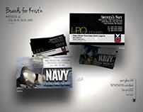 #4140118 US Navy B-Card