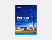 Senex Annual Report – Positive Change