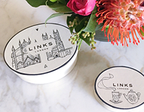 Links of London Jewelry Boxes for Bloomingdale's