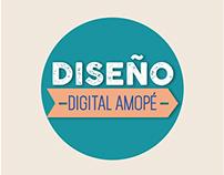 Diseño Digital Amopé