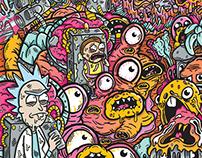 """""""Aww jeez, Rick..."""" (Rick & Morty)"""