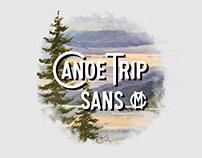 Canoe Trip Sans MC - Font
