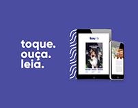 Revista Touch - Projeto digital