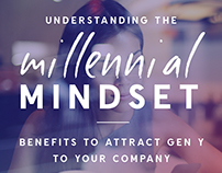 Inbound Marketing Campaign // Millennial Mindset