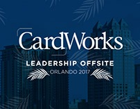 CardWorks Leadership Offsite 2017