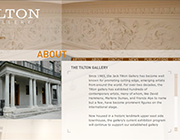 Tilton Gallery - Interaction Design