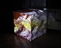 3D Cube Projection