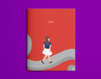 Aliss - Illustrated book