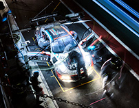 Reportage 24h race GT3 in Spa/Belgium