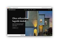 UI Design for HomeSmart