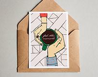 Illustrations   Postcards