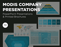 Modis | Company Presentations in PowerPoint