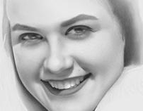 Portrait - WIP3