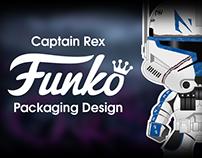 Packaging Design: Funko POP! Rex