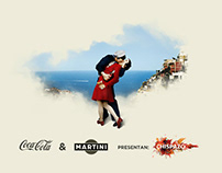 Chispazo. Coca-Cola & Martini