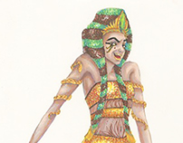 Costume Design: Aida