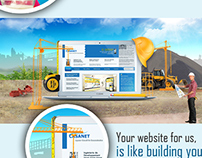 Building your SiteWeb