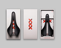 PACKAGE DESIGN || BONTRAGER XXX SADDLE