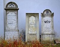 Orthodox jewish cemetery