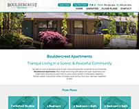 Website Design - Bouldercrest Apartments