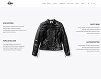 Product Page - Rare WordPress Theme