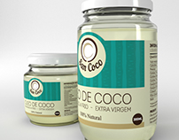 Brand & Packaging of San Coco