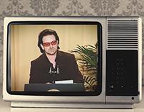 #GiveLikeGodGives: Bono