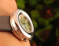 MADEMOISELLE CLOVER -BugMe watch