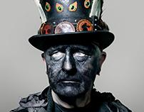Dark Morris Pt 1: Morris dancers portrait retouching