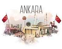 Ankara Kolaj Tasarımı